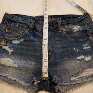 American Eagle Outfitters Shorts - American eagle high rise size 4